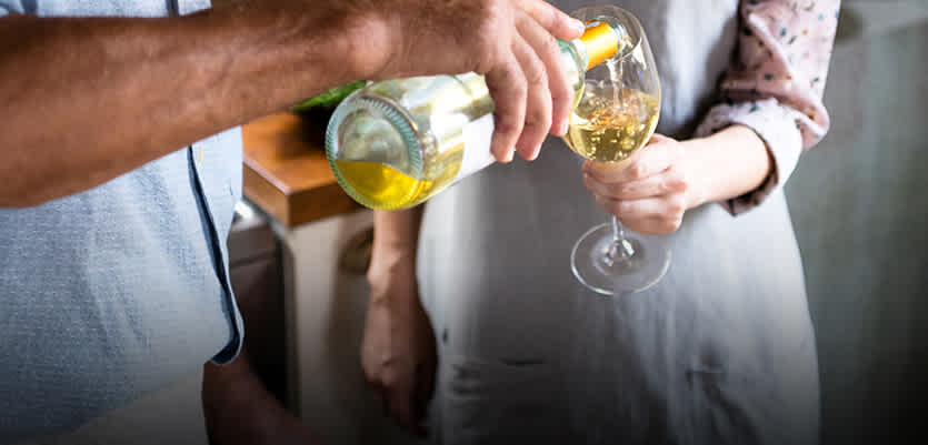 Crisp, Creamy, Crushable Shop All Customer Favorite White Wine
