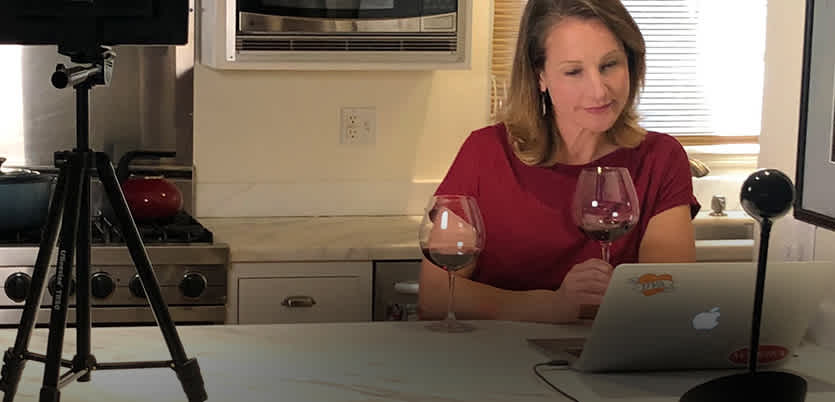 Virtual Wine Tasting Experiences See Upcoming Events