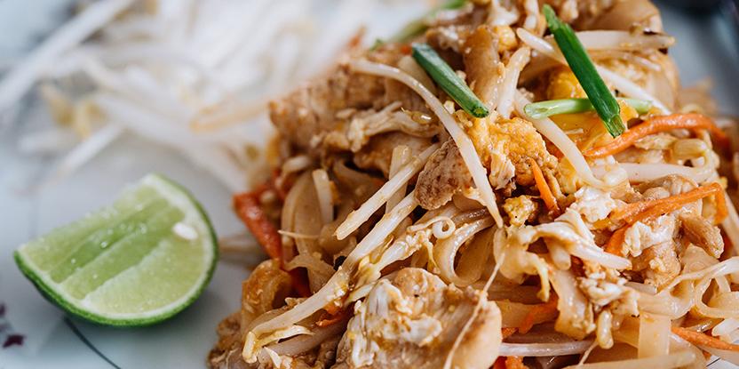 Riesling and Noodles - Best Thai Food Wine Pairing