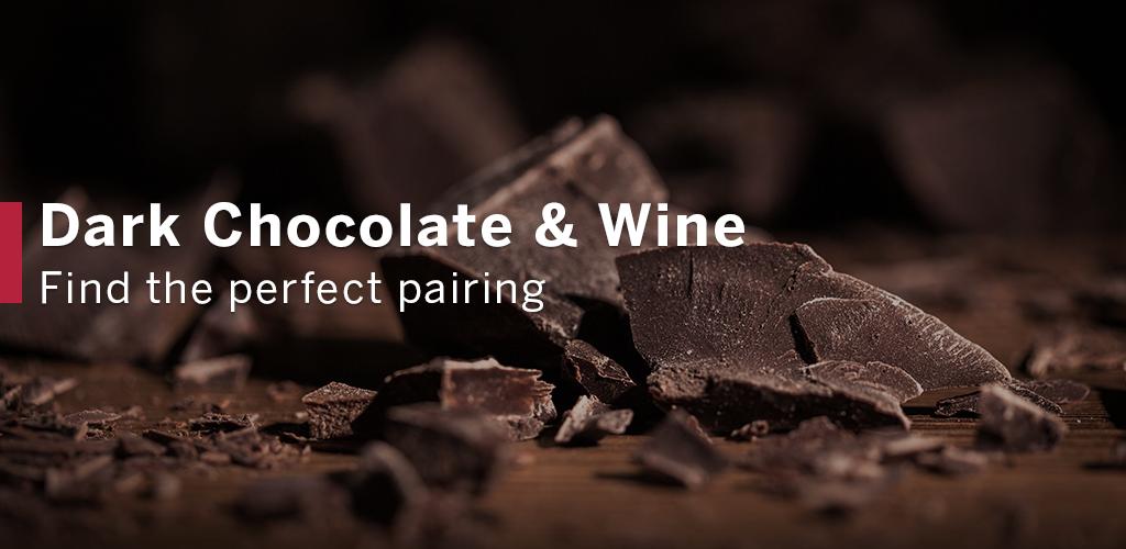 Image of Dark Chocolate - Perfect Dark Chocolate Wine Pairing