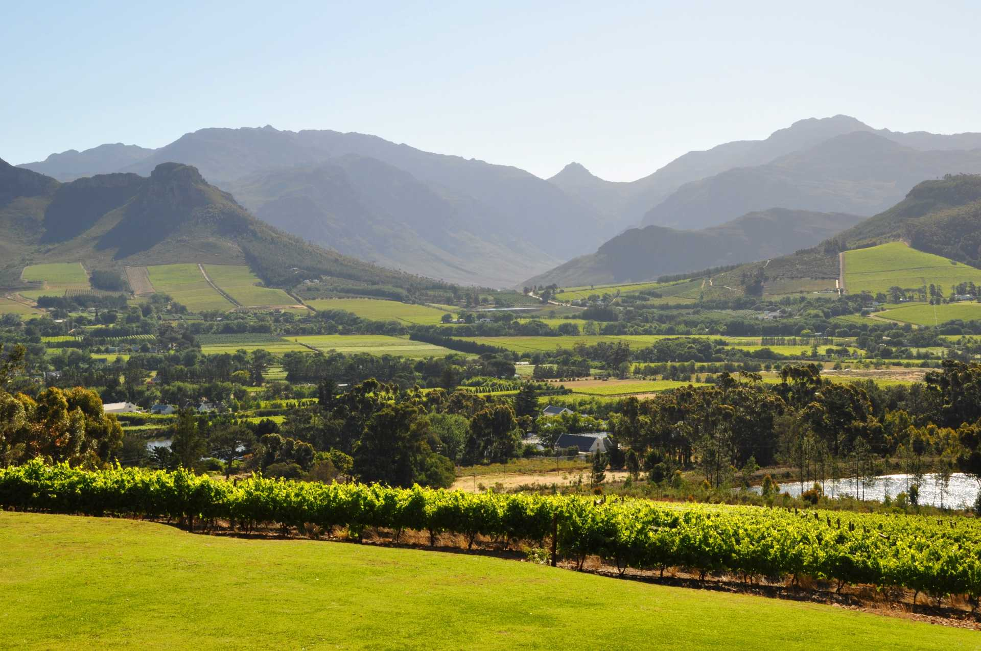 Image for Franschhoek Valley Wine South Africa content section