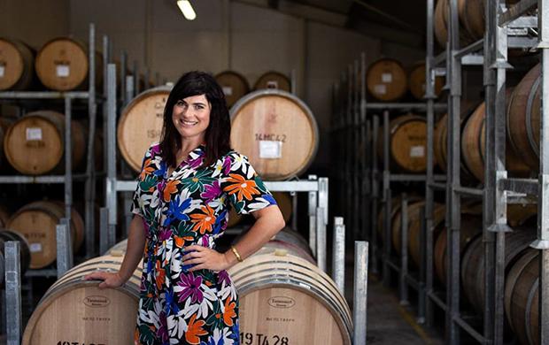 Natalie Christensen, Chief Female Winemaker at Yealands Wine Group