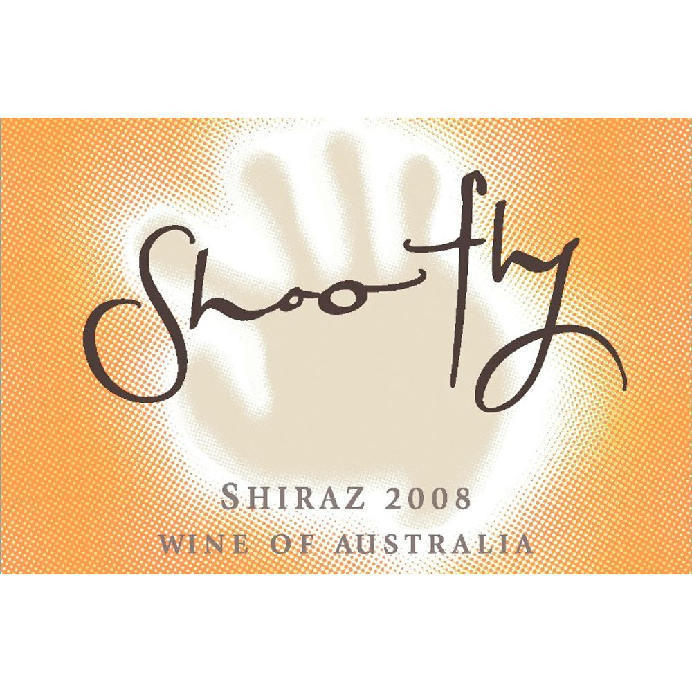 Shoofly Shiraz 2008 Front Label