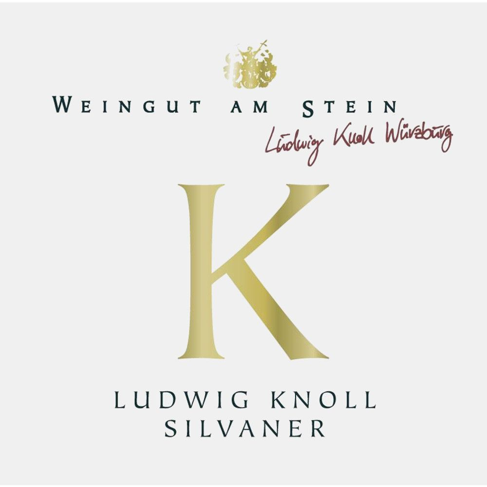 Ludwig Knoll Silvaner 2007 Front Label