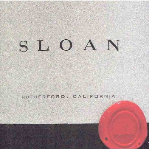 Sloan Proprietary Red 2004 Front Label