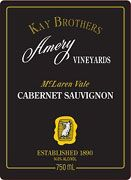 Kay Brothers Cabernet Sauvignon 2005 Front Label