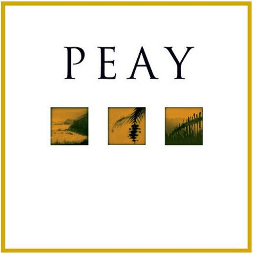 Peay Vineyards Sonoma Coast Scallop Shelf Pinot Noir 2007 Front Label
