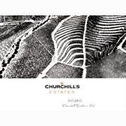 Churchill's Touriga Nacional Douro 2007 Front Label
