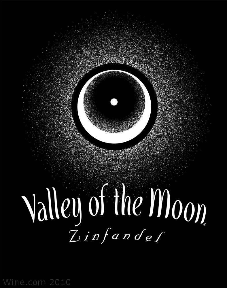 Valley of the Moon Zinfandel 2007 Front Label