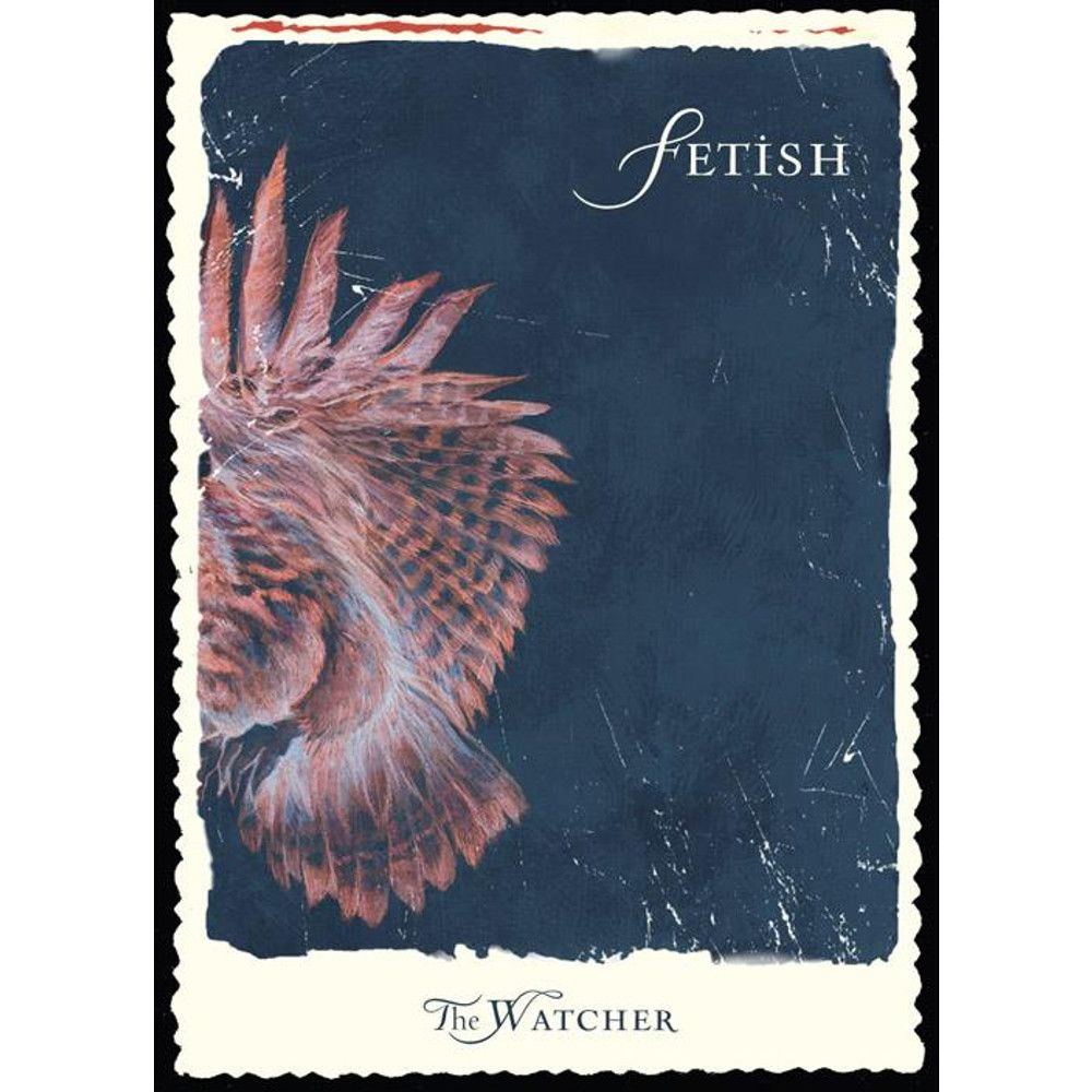 Fetish The Watcher Shiraz 2006 Front Label
