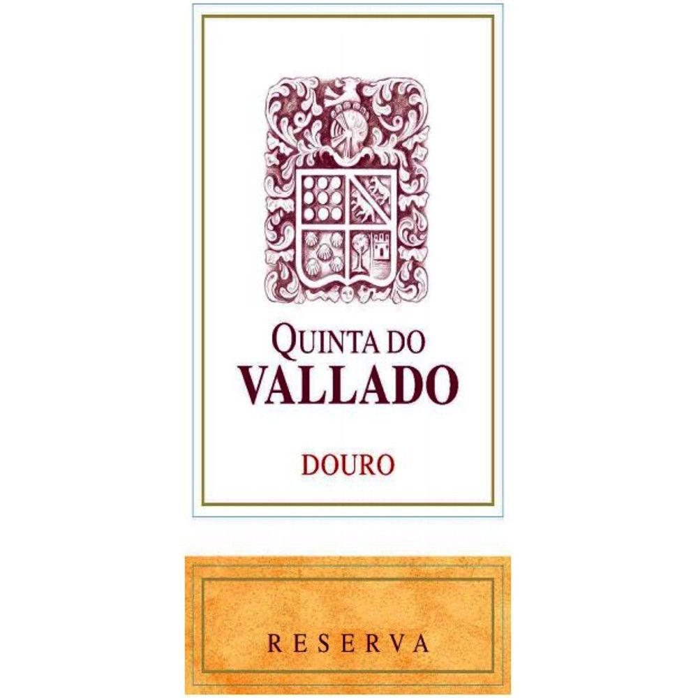 Quinta do Vallado Reserva Red 2007 Front Label