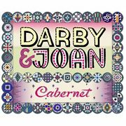R Wines Darby and Joan Cabernet Sauvignon 2008 Front Label