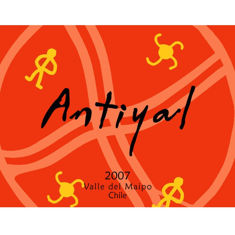 Antiyal  2007 Front Label