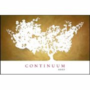 Continuum (signed) 2007 Front Label