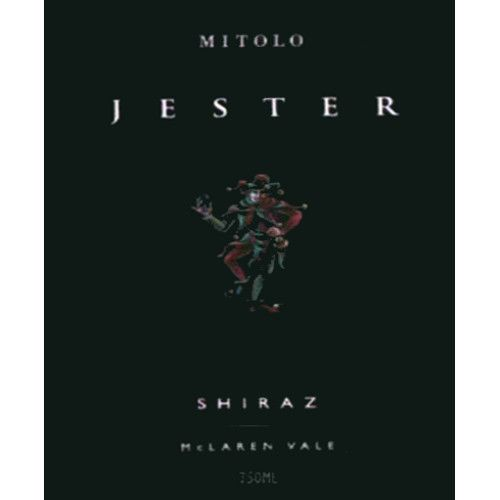 Mitolo The Jester Shiraz (375ML half-bottle) 2007 Front Label