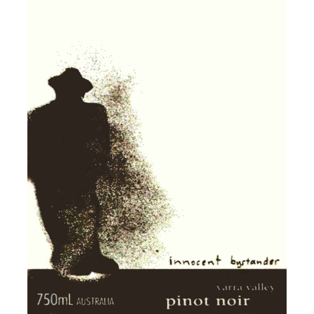 Innocent Bystander Yarra Valley Pinot Noir 2009 Front Label
