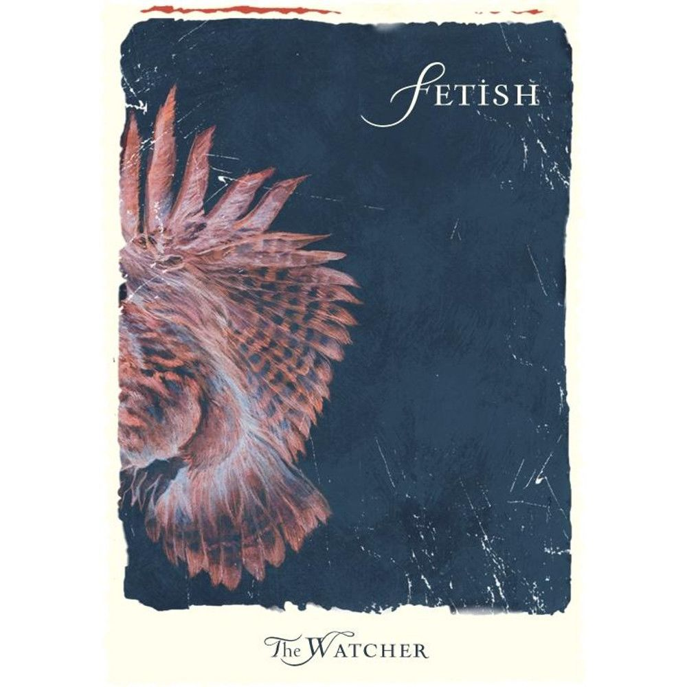 Fetish The Watcher Shiraz 2008 Front Label