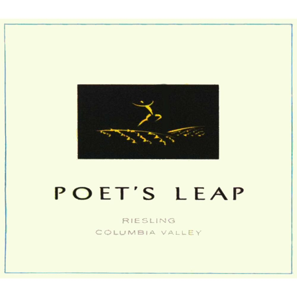 Poet's Leap Riesling 2009 Front Label