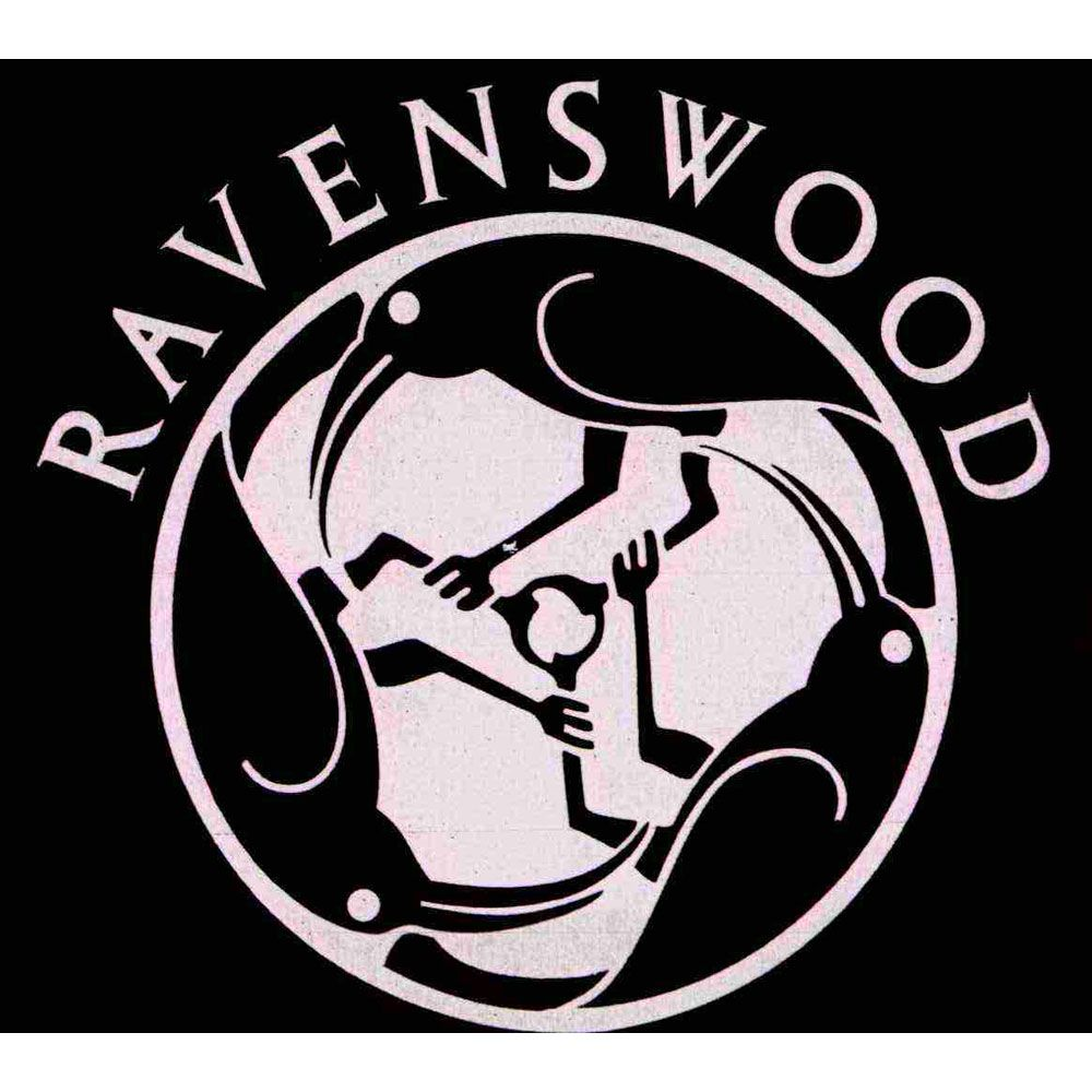Ravenswood Single Vineyard Pickberry Vineyards Red 1997 Front Label