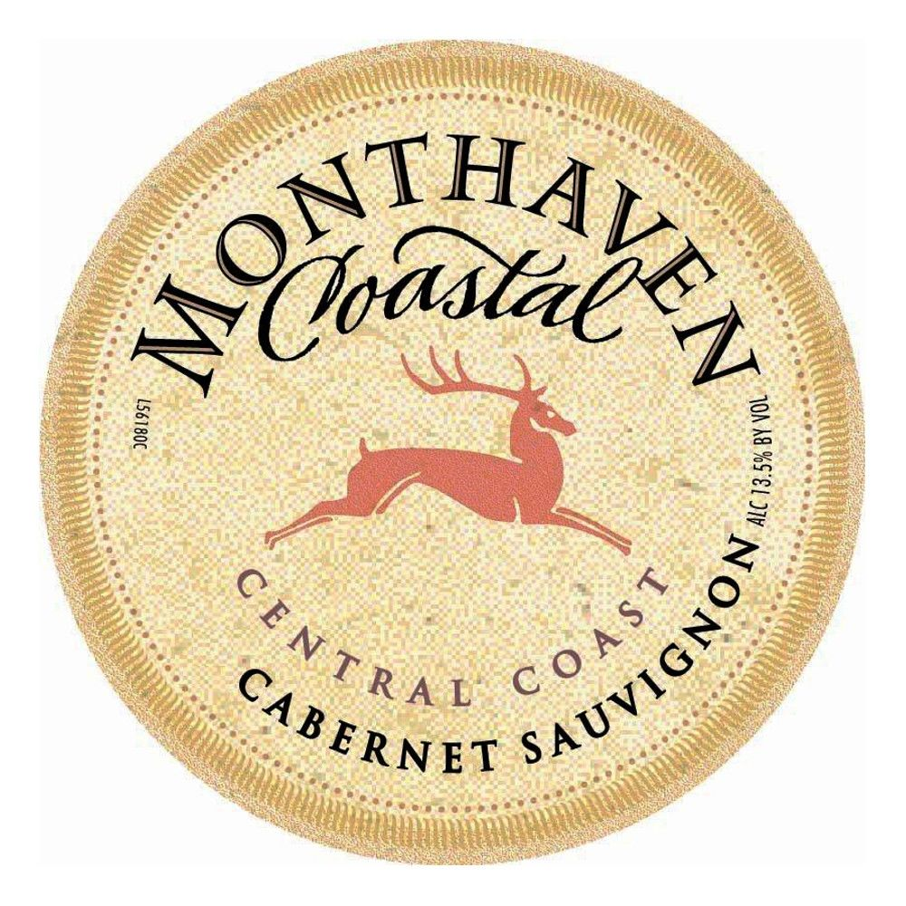 Monthaven Winery Cabernet Sauvignon (3 Liter Octavin Home Wine Bar) 2008 Front Label