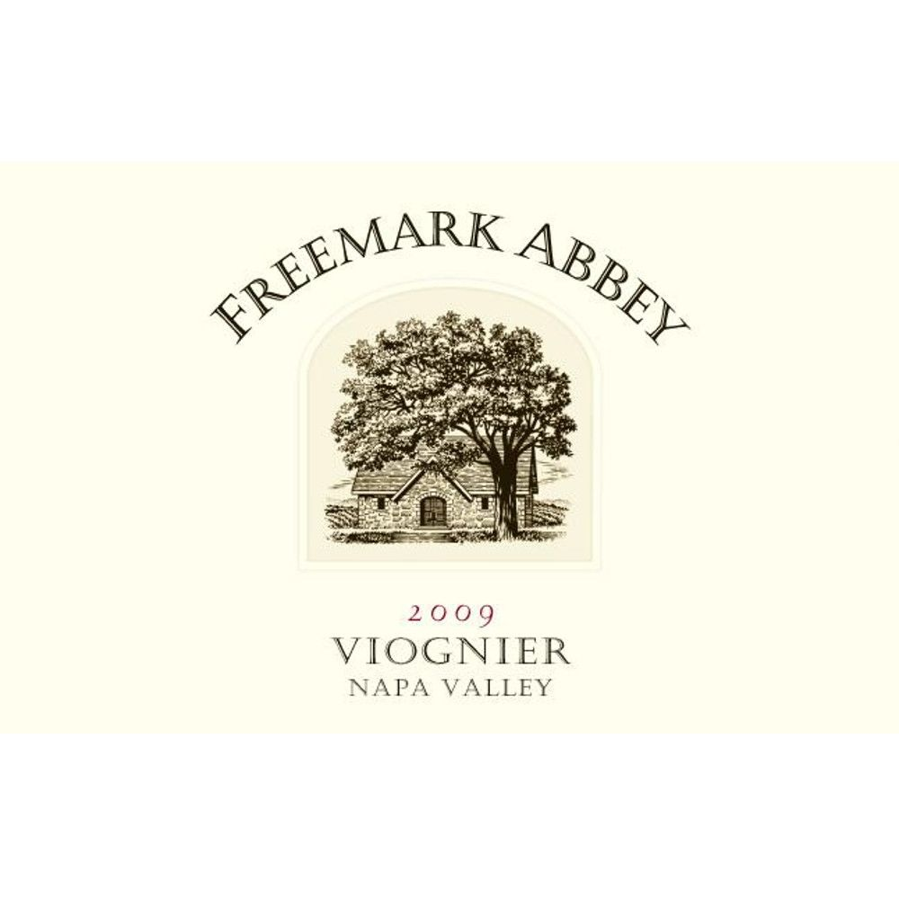 Freemark Abbey Viognier 2009 Front Label