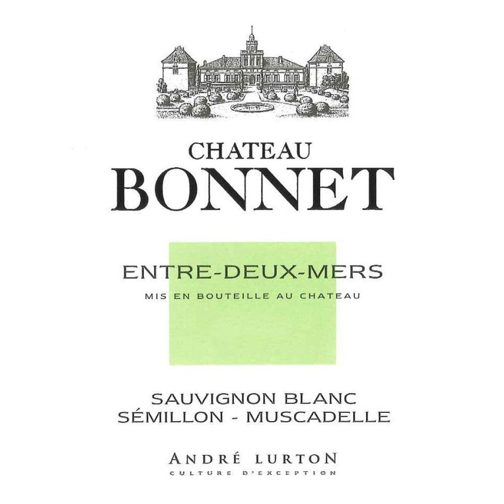 Chateau Bonnet Blanc 2009 Front Label