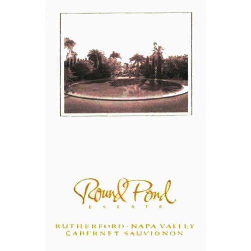 Round Pond Estate Rutherford Cabernet Sauvignon 2006 Front Label