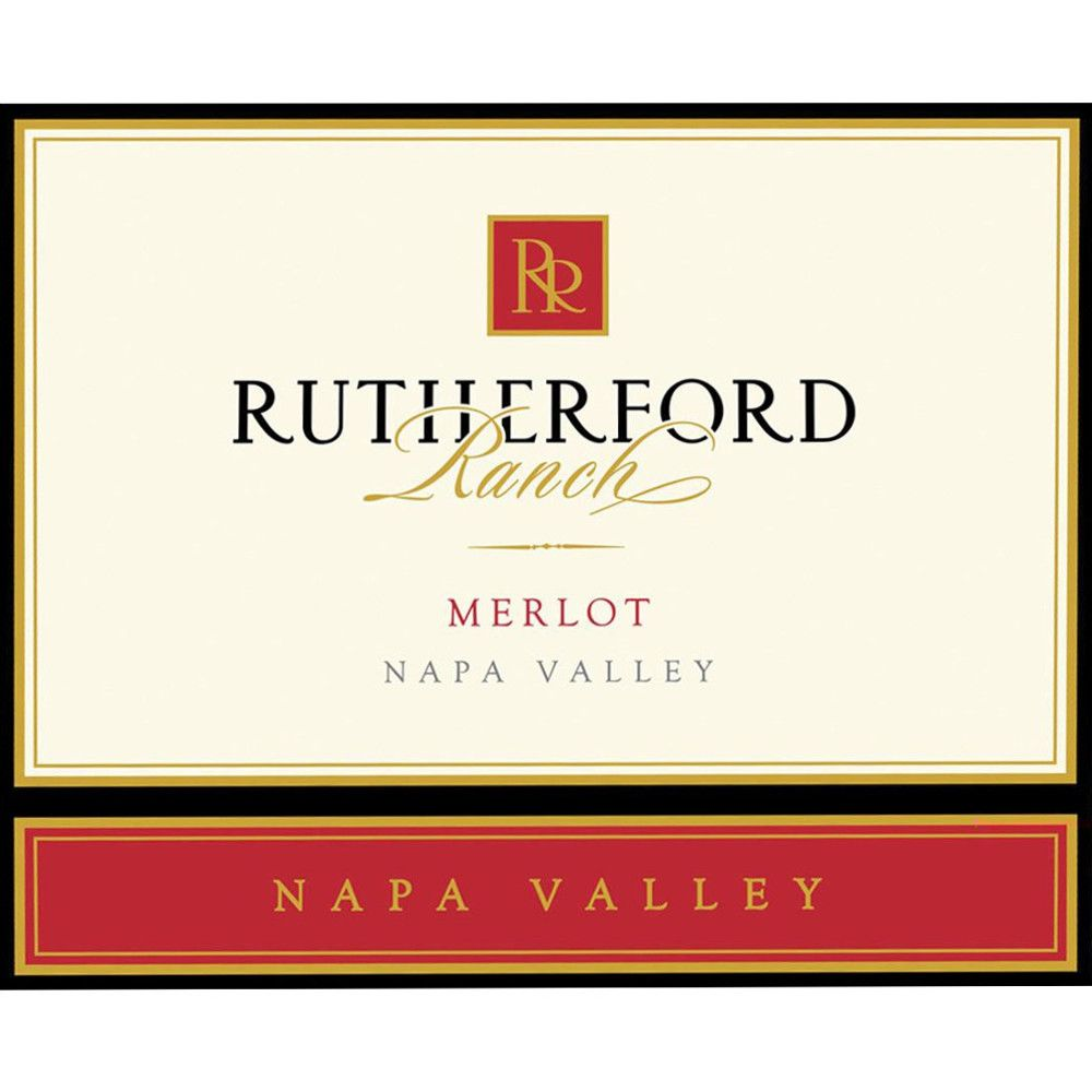 Rutherford Ranch Merlot 2008 Front Label