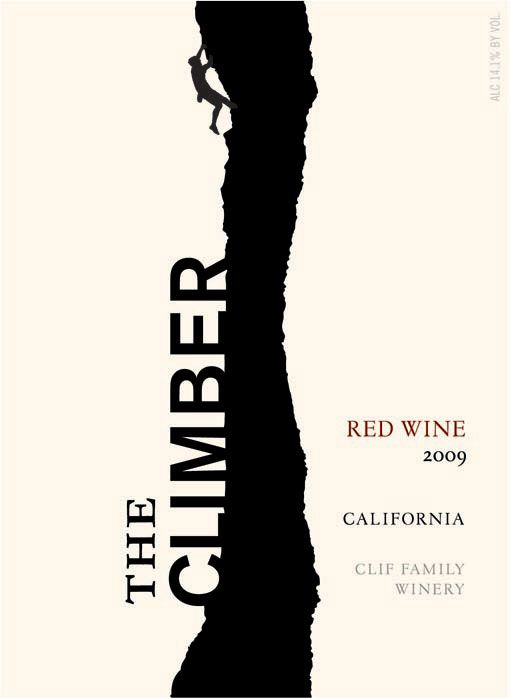 Clif Family Winery The Climber Red Blend 2009 Front Label