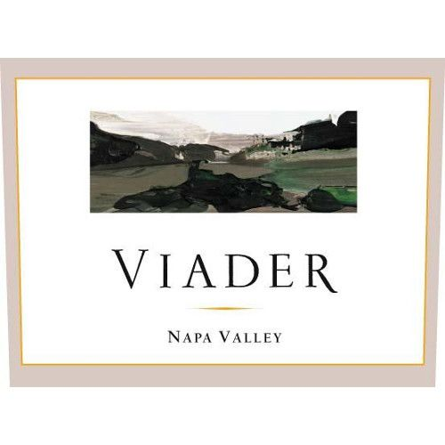 Viader Proprietary Red 2007 Front Label