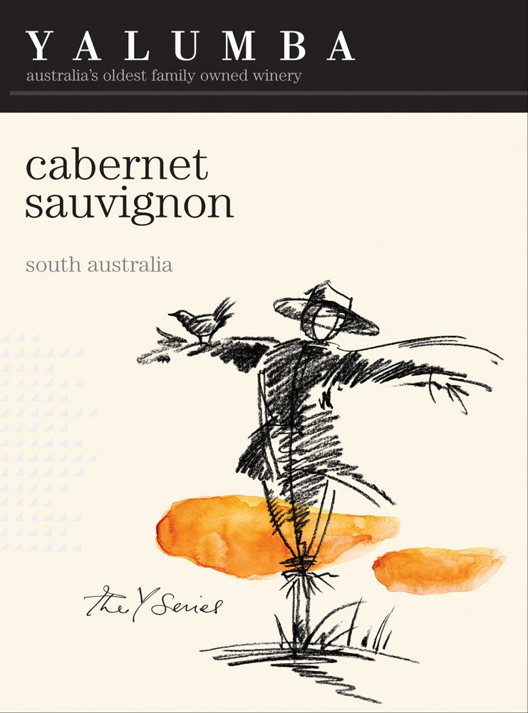 Yalumba Y Series Cabernet Sauvignon 2009 Front Label