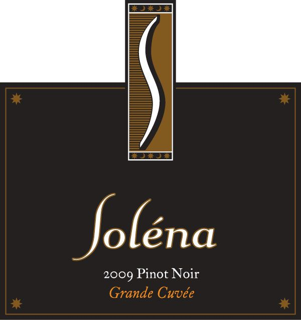 Solena Estate Grand Cuvee Pinot Noir 2009 Front Label