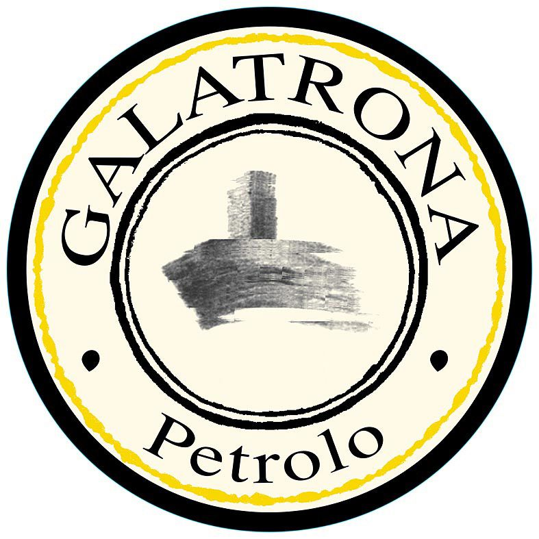 Petrolo Galatrona 2008 Front Label