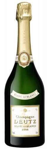 Deutz Blanc de Blancs 2004 Front Label
