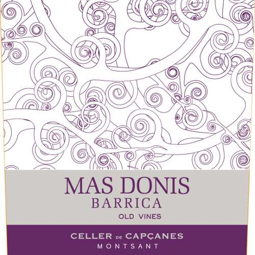 Mas Donis Mas Donis Barrica 2008 Front Label