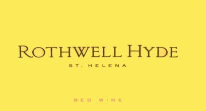 Abreu Vineyards Rothwell Hyde Red 2010 Front Label