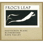 Frog's Leap Napa Valley Sauvignon Blanc (375ML half-bottle) 2009 Front Label