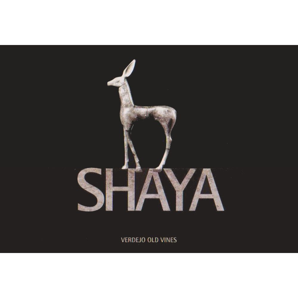Shaya Verdejo (375ML half-bottle) 2009 Front Label