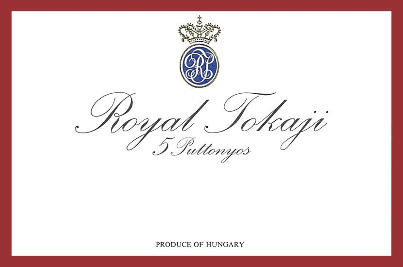Royal Tokaji 5 Puttonyos (Red Label) (500ML) 2007 Front Label