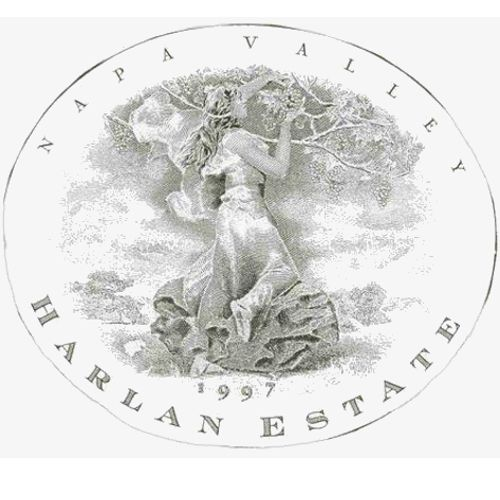 Harlan Estate 1997 Front Label