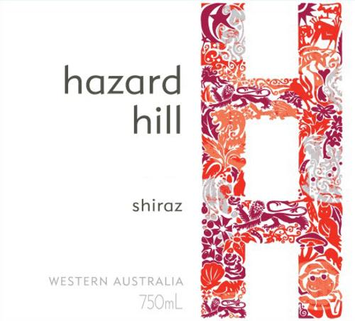 Plantagenet Hazard Hill Shiraz 2008 Front Label