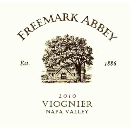 Freemark Abbey Viognier 2010 Front Label