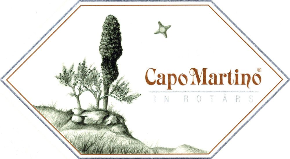 Jermann Capo Martino (1.5 Liter Magnum) 2006 Front Label
