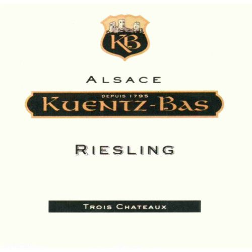 Kuentz-Bas Riesling 2009 Front Label