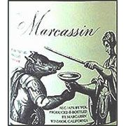Marcassin Marcassin Vineyard Chardonnay 2003 Front Label