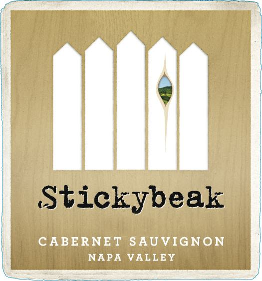 Stickybeak Cabernet Sauvignon 2009 Front Label
