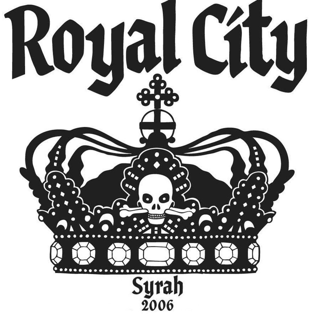 Charles Smith Wines Royal City Syrah 2006 Front Label