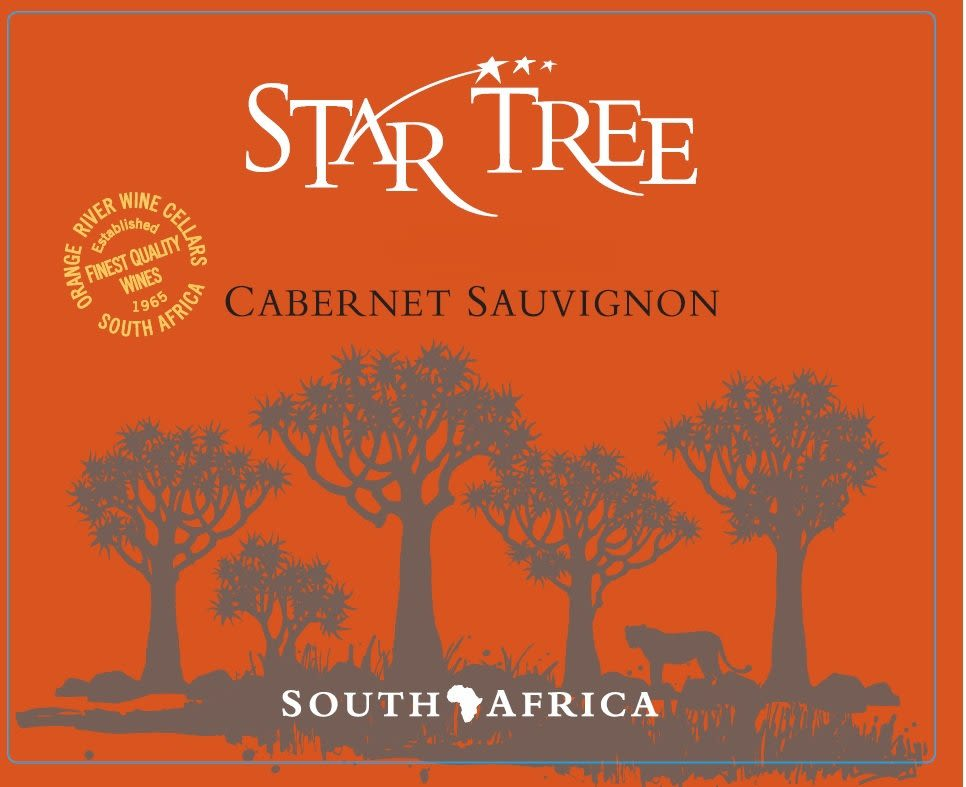 Star Tree Cabernet Sauvignon 2009 Front Label