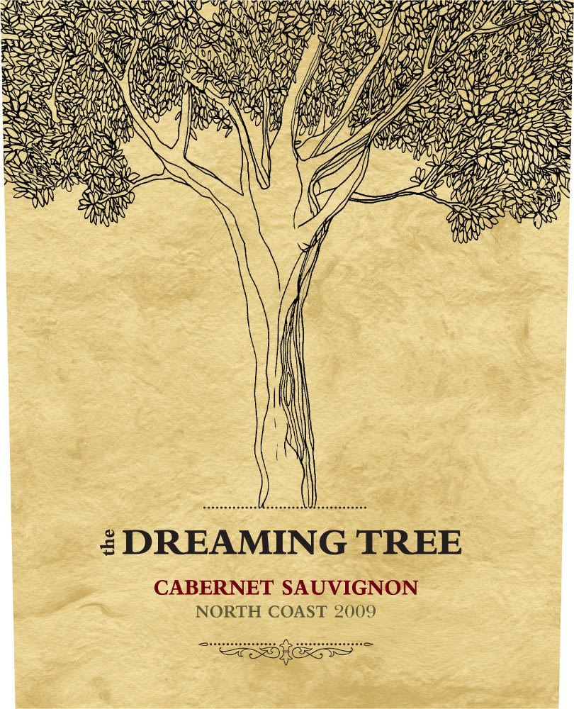 The Dreaming Tree Cabernet Sauvignon 2009 Front Label