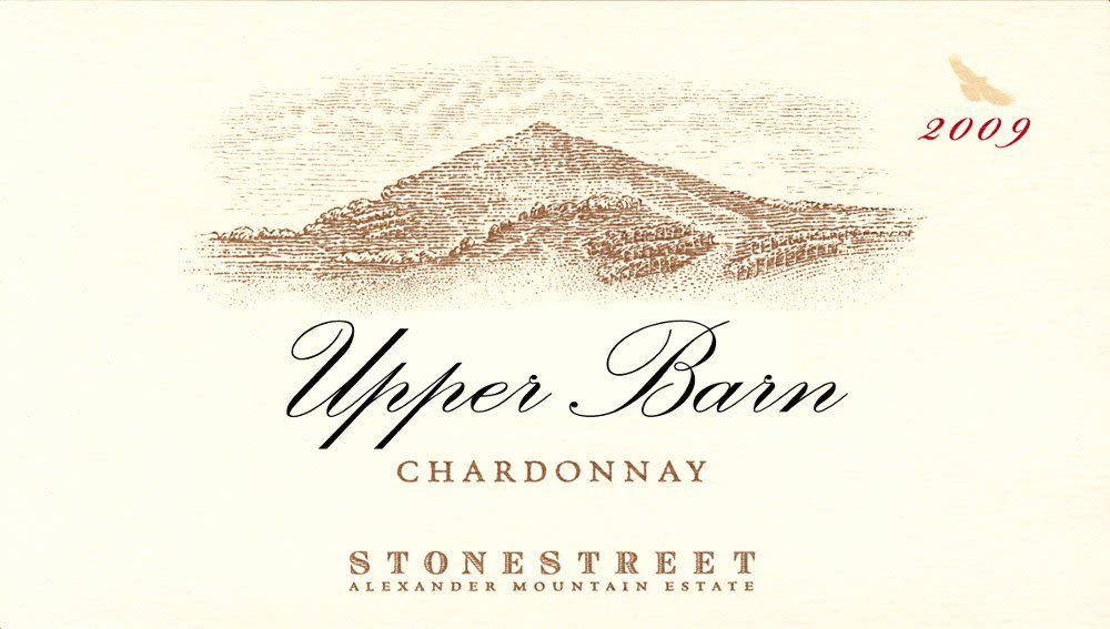 Stonestreet Upper Barn Vineyard Chardonnay 2009 Front Label